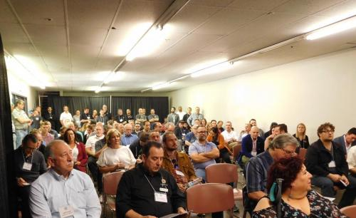 CEMA 2019 - Crowd Shot Business Meeting 1