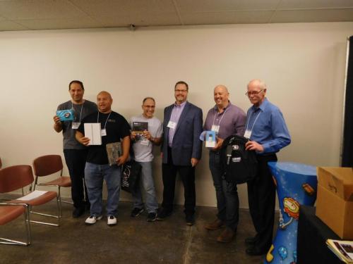 Door Prize Winners