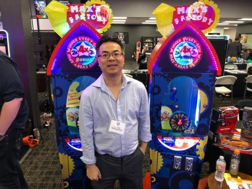 Paul Young - Max Amusements Rick Tran